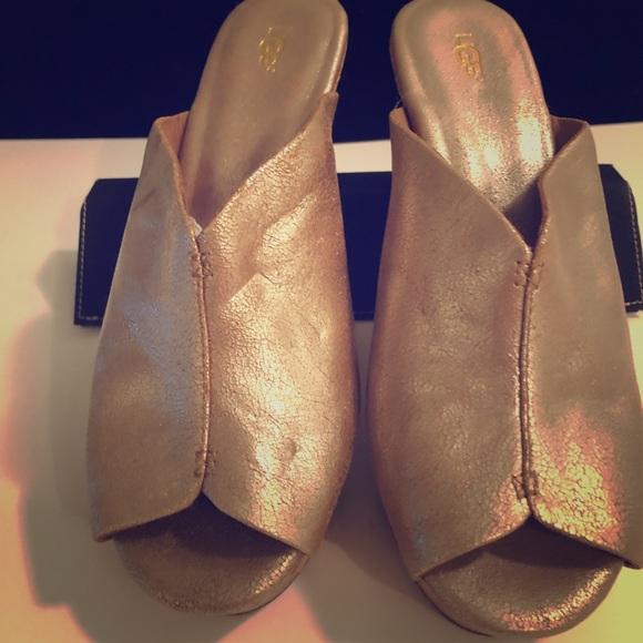 UGG Shoes - Ugg wedge high heel